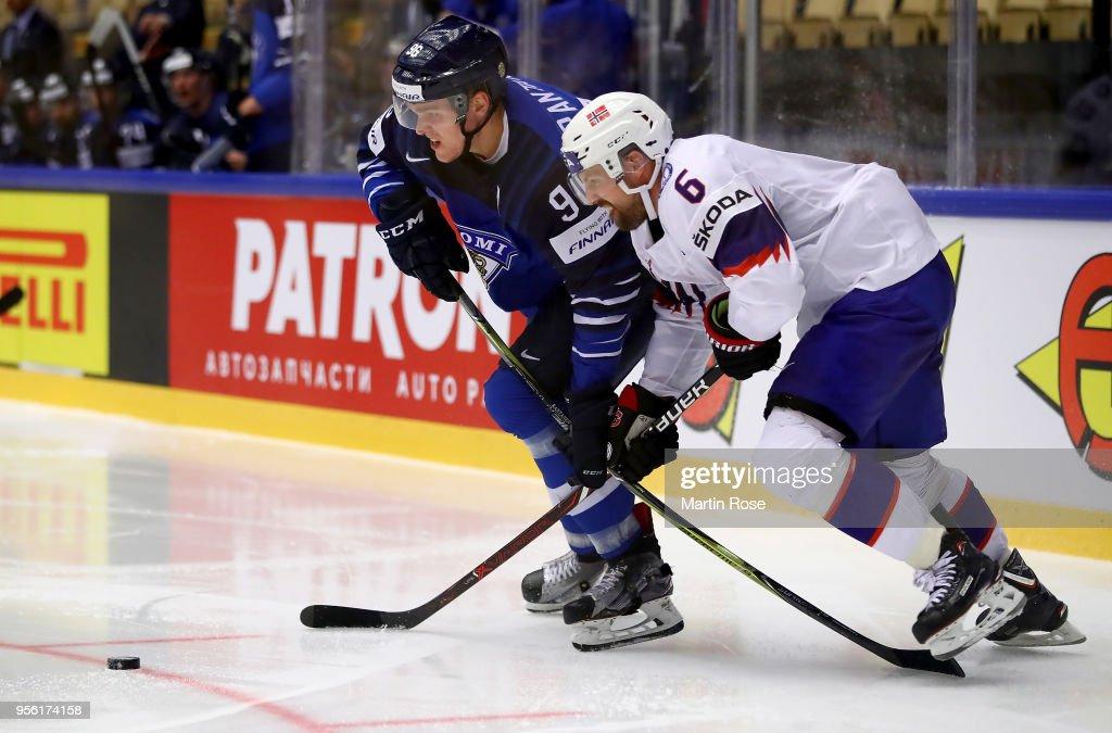 Finland v Norway - 2018 IIHF Ice Hockey World Championship