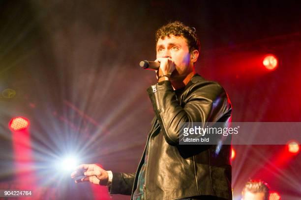 Mikky Ekko eigentlich John Stephen Sudduth der amerikanische Saenger Songschreiber und Musikproduzent live beim Reeperbahnfestival 2015 Konzert beim...