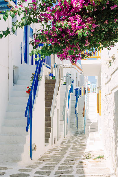 Mikonos Alley