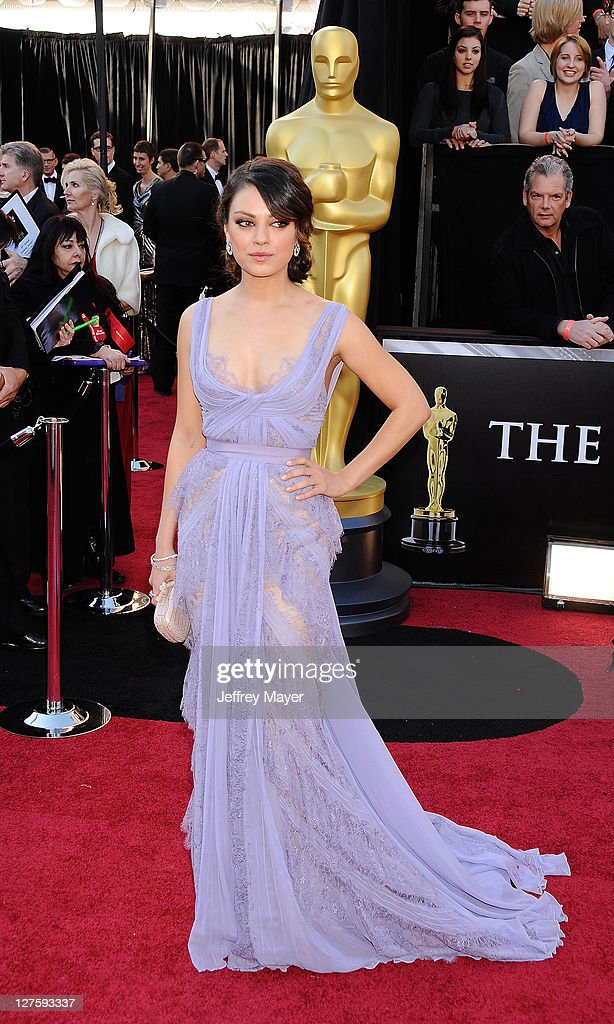 83rd Annual Academy Awards - Arrivals : News Photo