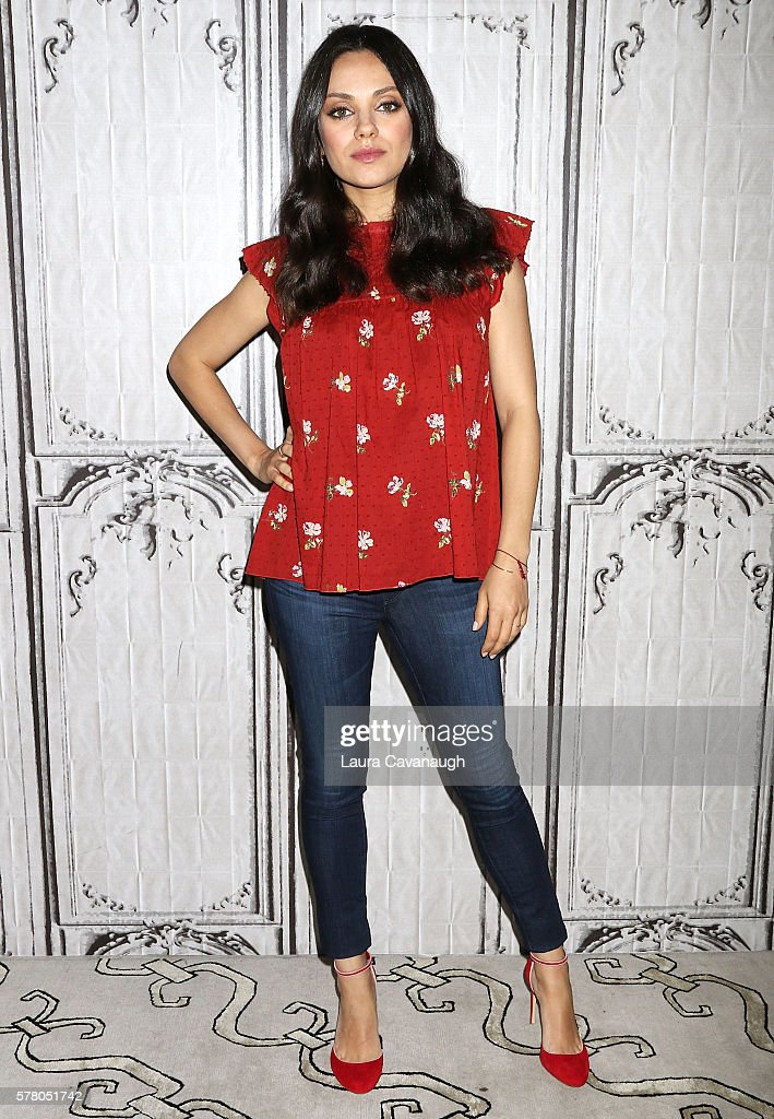 "AOL Build Speaker Series - Actress Mila Kunis Discusses ""Bad Mom"""