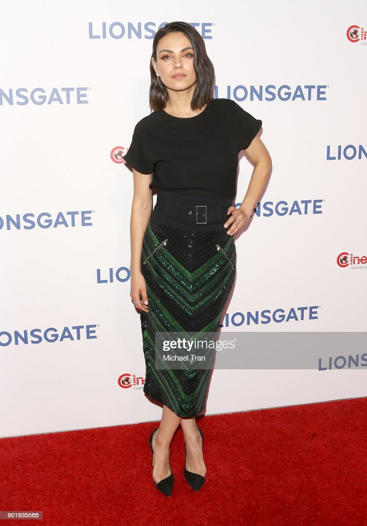 2018 CinemaCon - Lionsgate Presentation For 2018 Summer And Beyond : News Photo