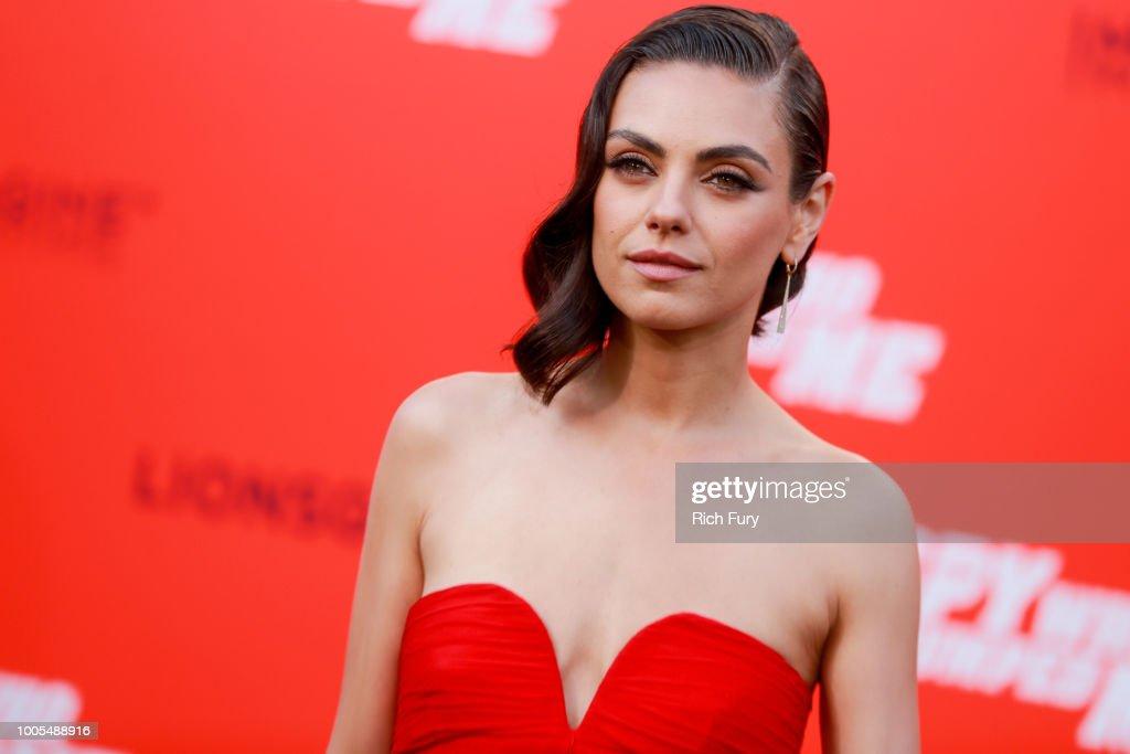 "Premiere Of Lionsgate's ""The Spy Who Dumped Me"" - Arrivals : News Photo"