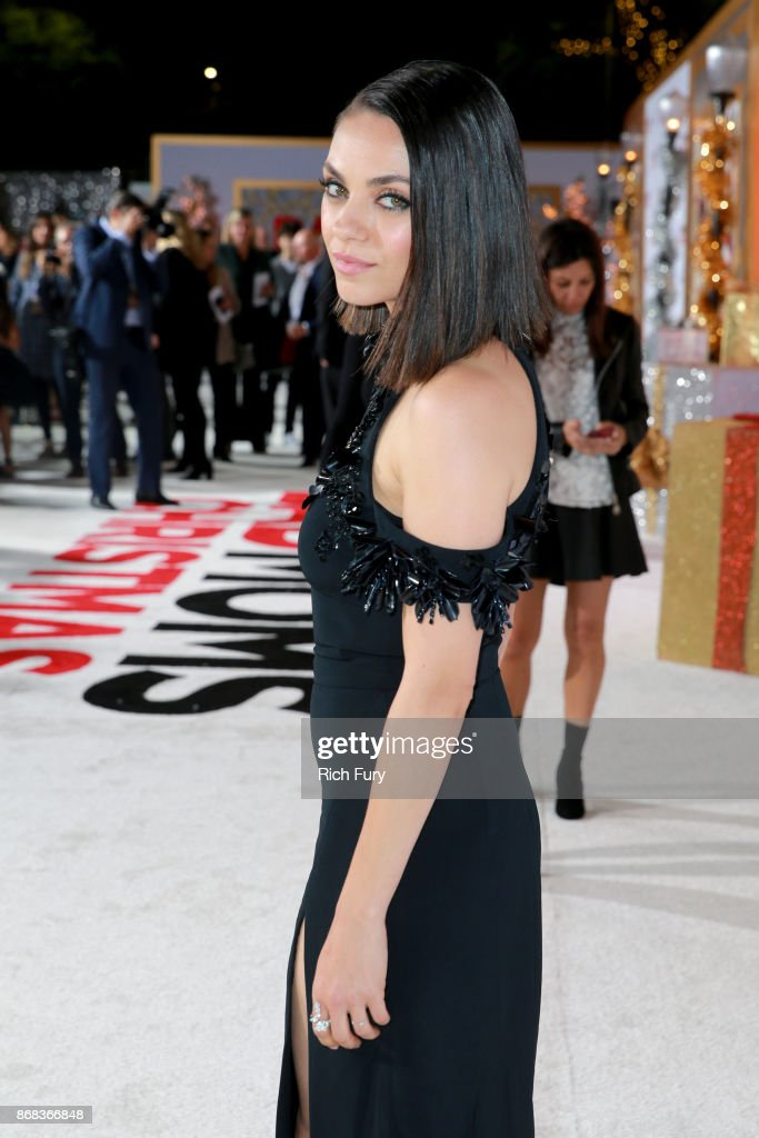 "Premiere Of STX Entertainment's ""A Bad Moms Christmas"" - Red Carpet"