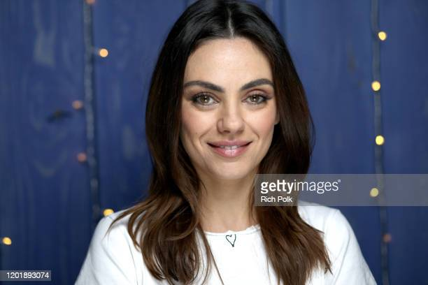 Mila Kunis of 'Four Good Days' attends the IMDb Studio at Acura Festival Village on location at the 2020 Sundance Film Festival – Day 2 on January...
