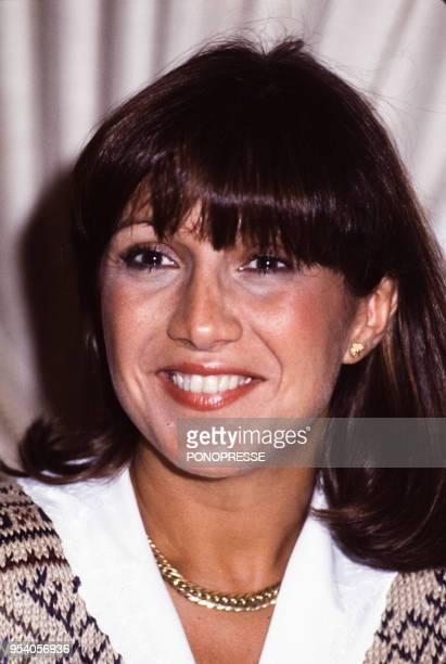 Mila Mulroney épouse de Brian Mulroney en août 1984 à Montréal Canada