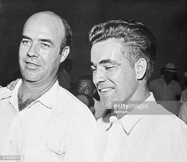 JW Milam and his half brother Roy Bryant were acquitted today in the Emmett Louis Till murder trial The two still face a kidnapping charge in nearby...
