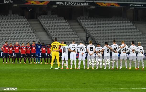 FRA: LOSC Lille v AC Milan: Group H - UEFA Europa League