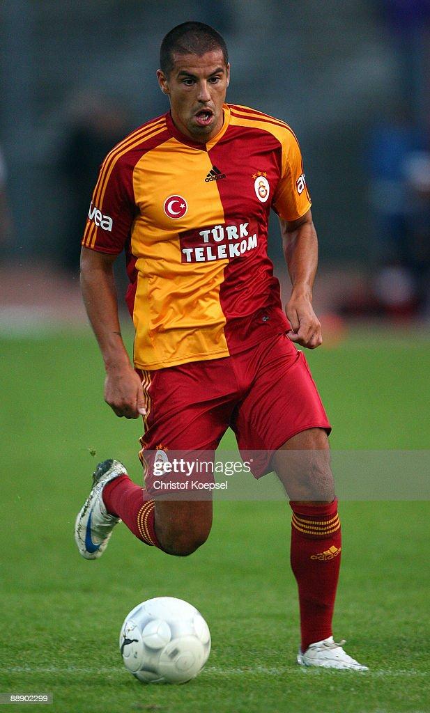 Galatasaray Istanbul v Wydad AC Casablanca - Zayton Cup : ニュース写真