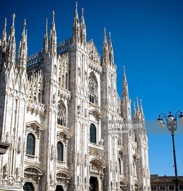 Mailand Kathedrale aus dem place-Italien.