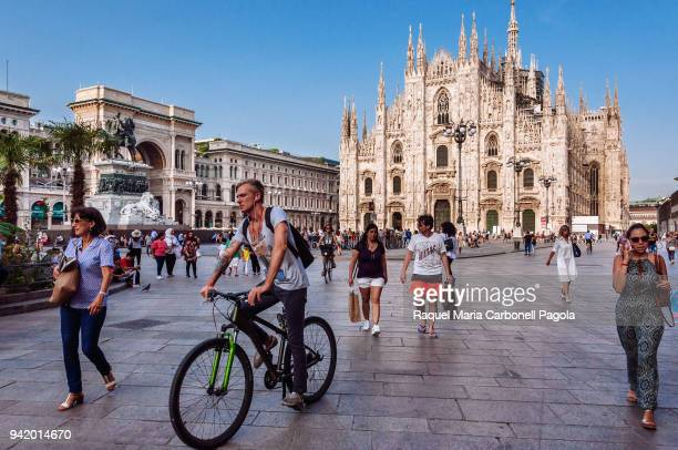 Milan Cathedral is the largest Gothic cathedral in the world
