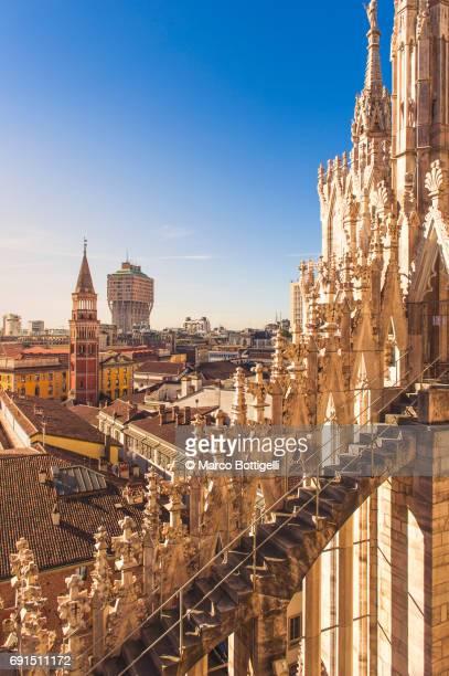 Milan Cathedral. Milan, Italy.