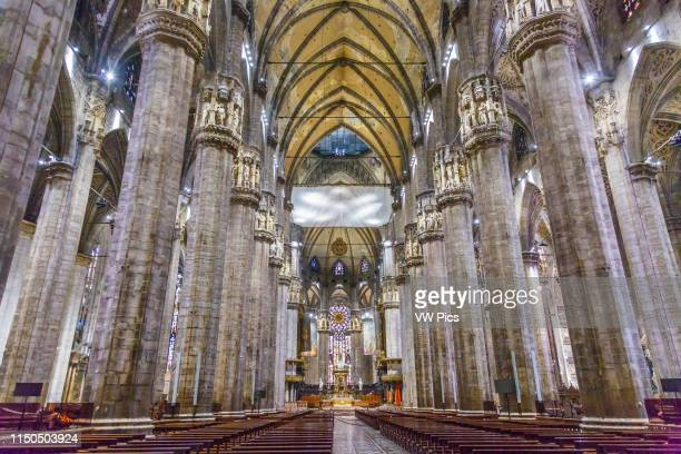 Milan Cathedral. Milan, Lombardy, Italy, Europe.