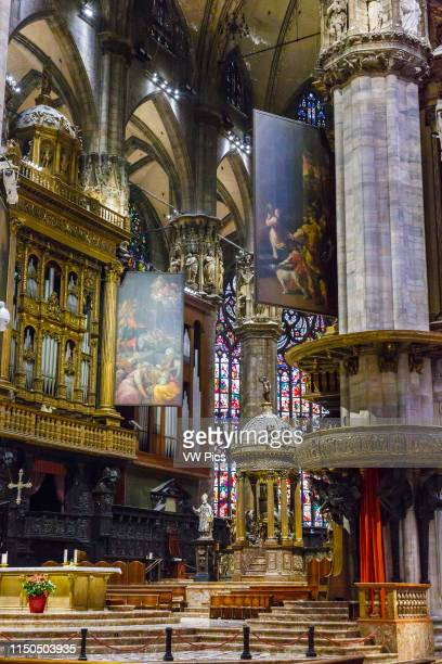 Milan Cathedral Milan Lombardy Italy Europe
