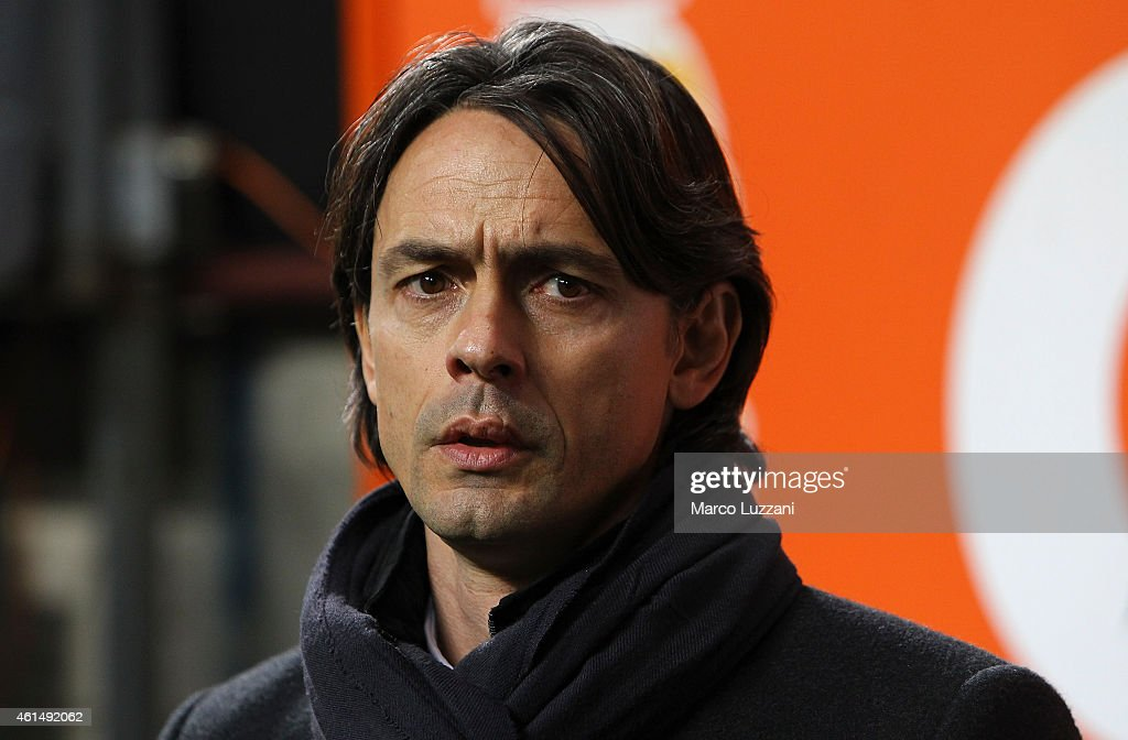 AC Milan v US Sassuolo Calcio - TIM Cup : News Photo
