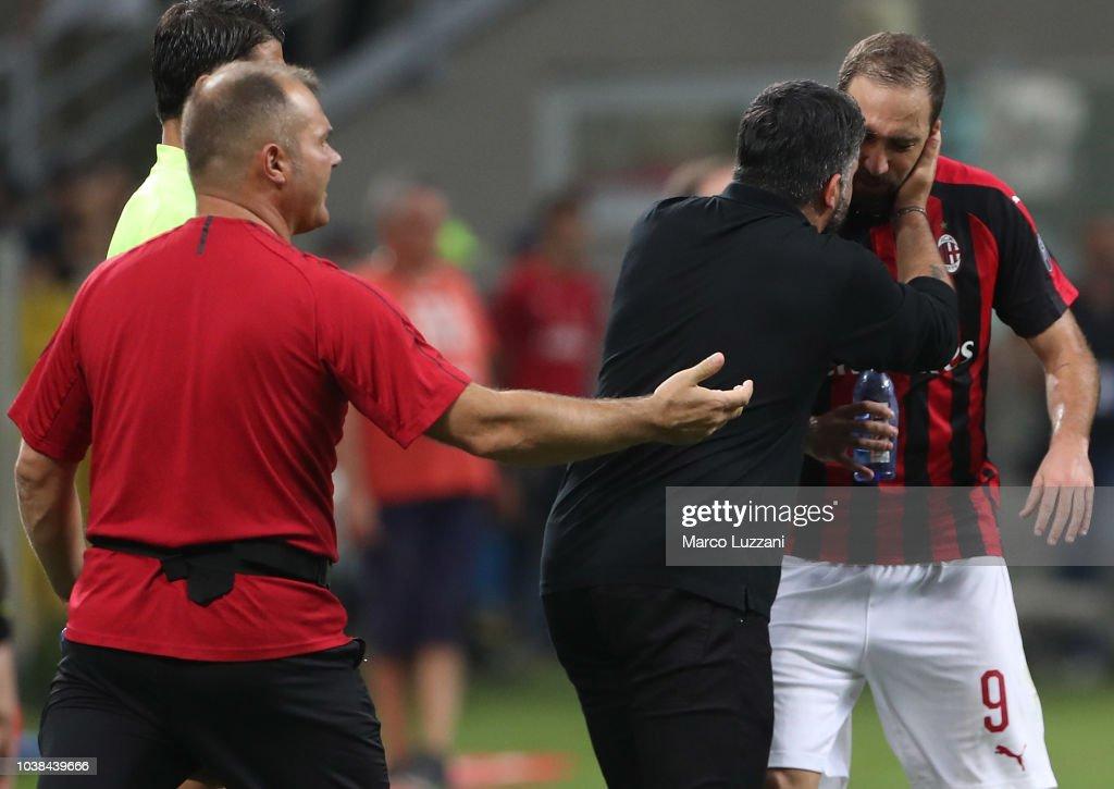 AC Milan v Atalanta BC - Serie A : News Photo