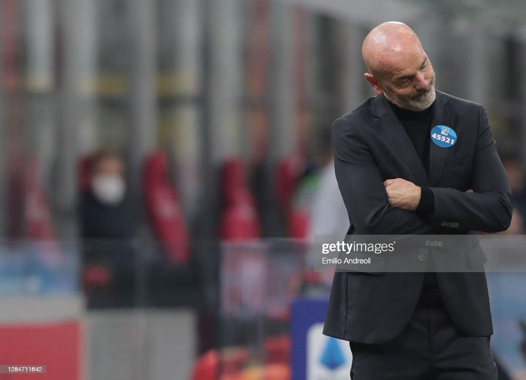 AC Milan v Hellas Verona FC - Serie A : News Photo