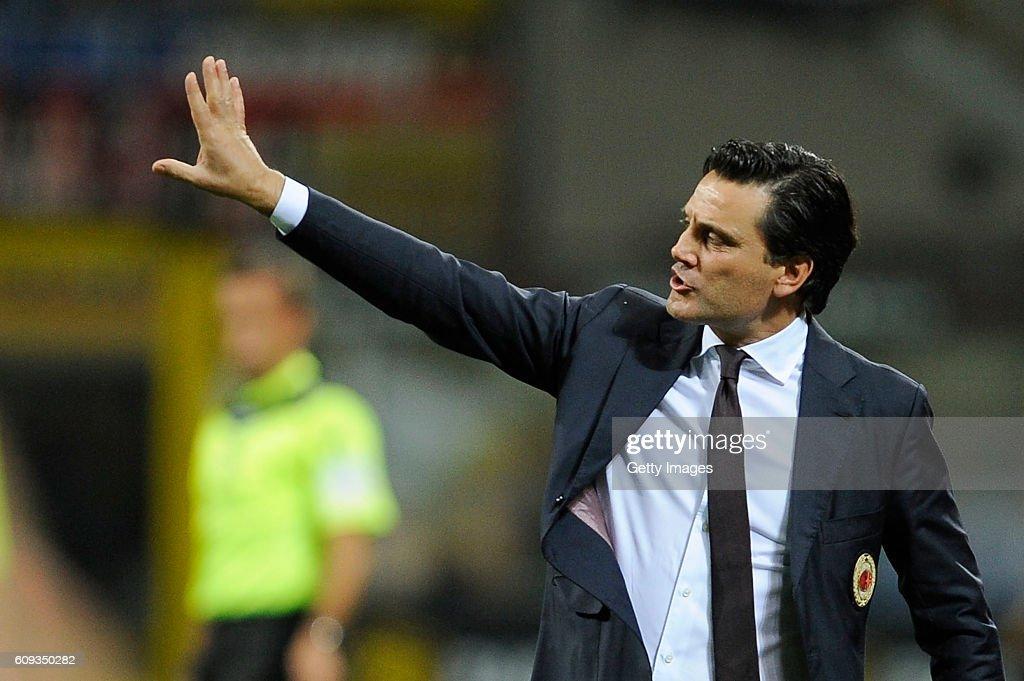 AC Milan v SS Lazio - Serie A : News Photo