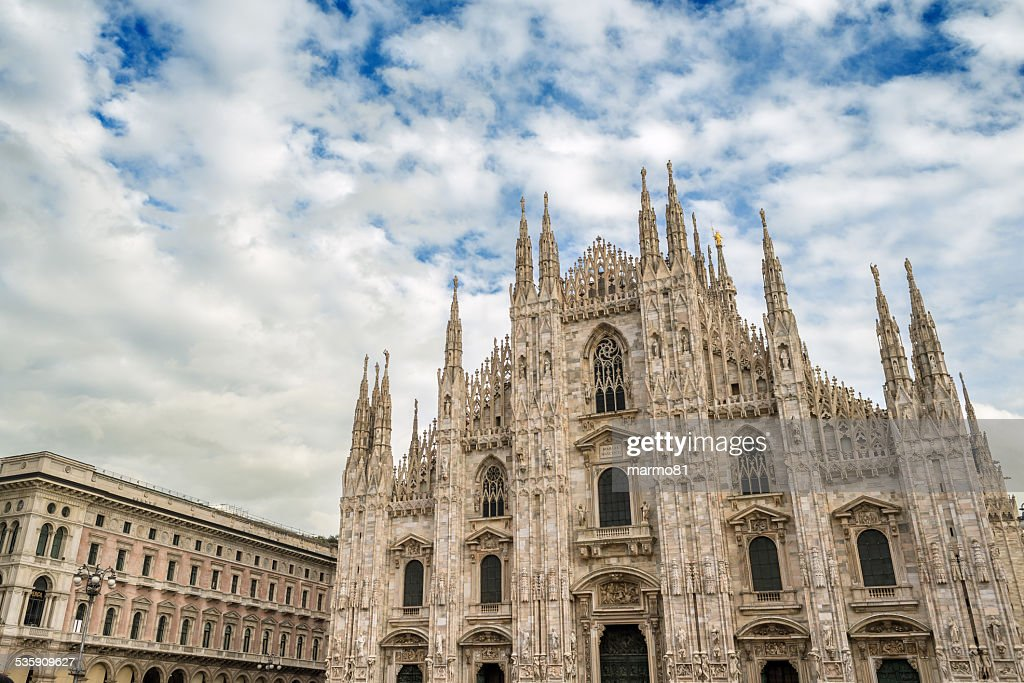 Milan Duomo : Stock Photo