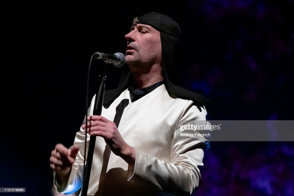 DEU: Laibach Perform In Berlin