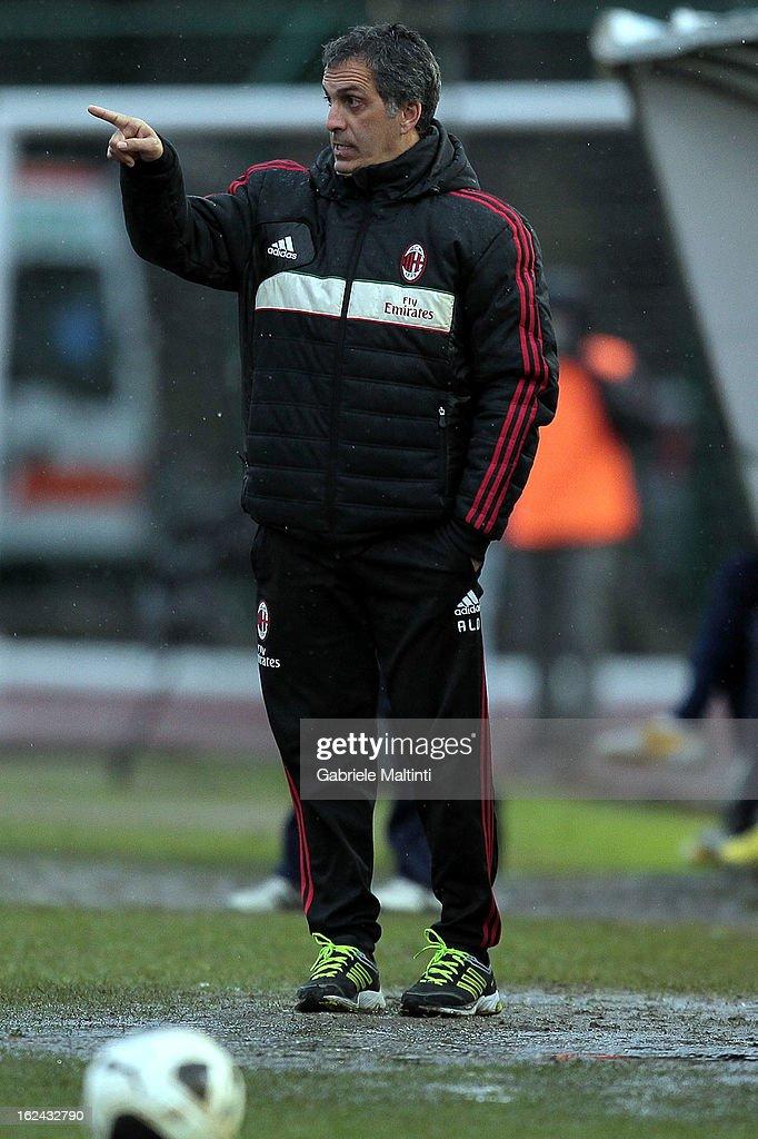 AC Milan v Parma FC - Viareggio Juvenile Cup : ニュース写真