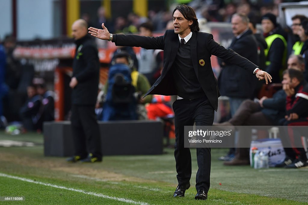 AC Milan v AC Cesena- Serie A : News Photo