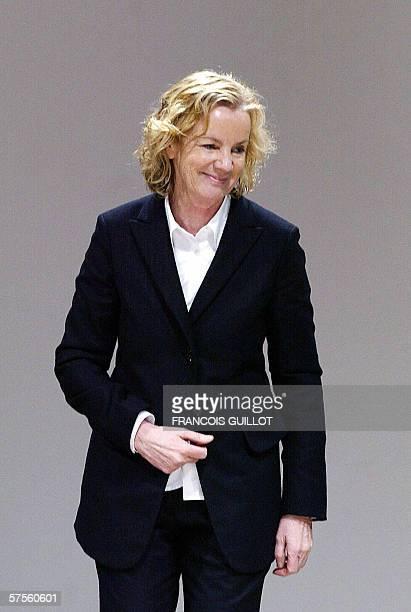 German Clothing Designers | Jil Sander Fashion Designer Stock Fotos Und Bilder Getty Images