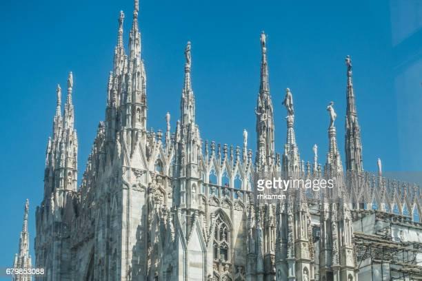 Milan, Italy. Duomo di Milano (Cathedral)
