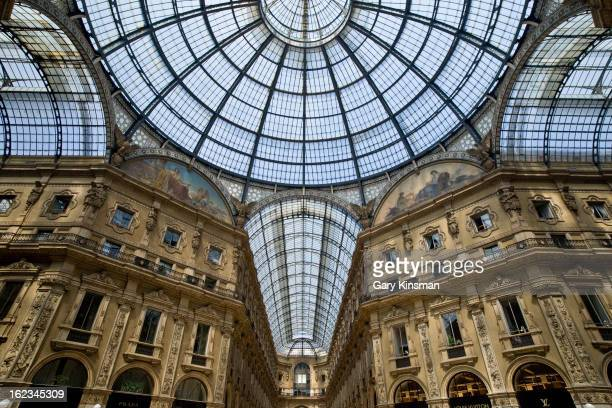 CONTENT] Milan Italy Named after Vittorio Emanuele II the first king of a united Italy it was originally designed in 1861 and built by Giuseppe...