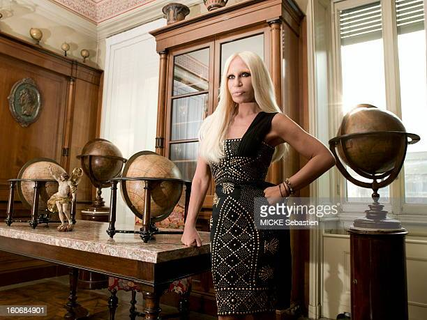 gianni versace house stock photos and pictures getty images
