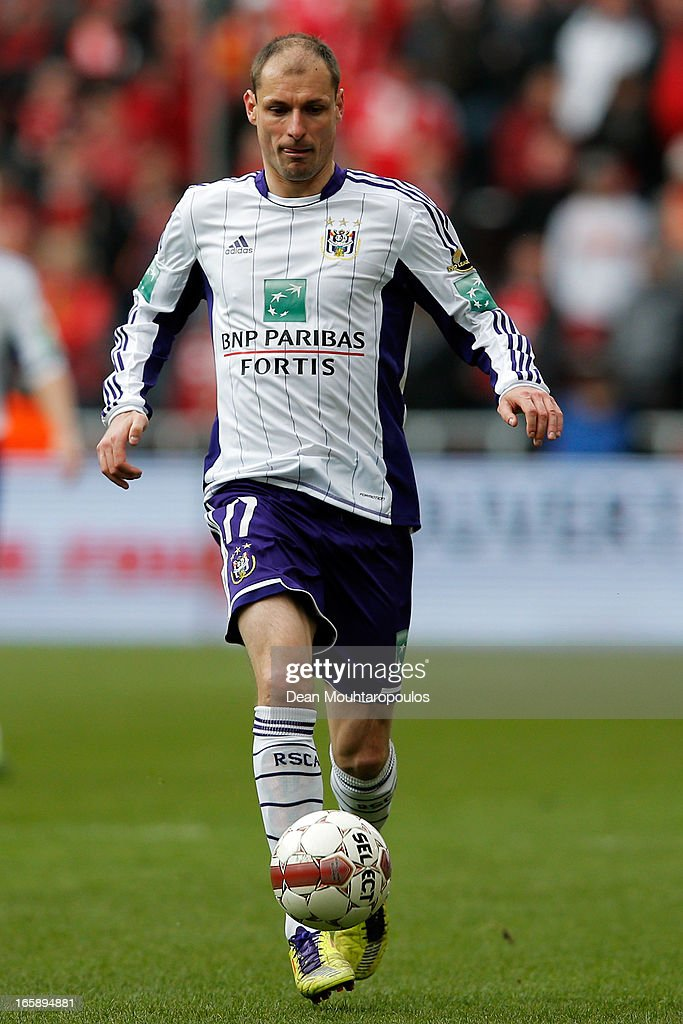 Standard de Liege vs Anderlecht - Jupiler League