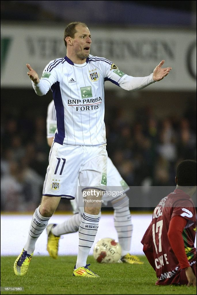 Zulte Waregem vs Rsc Anderlecht - Jupiler League