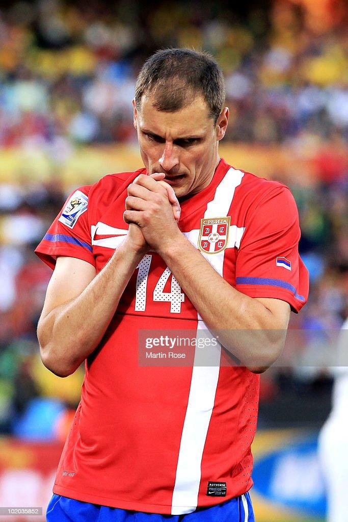 Serbia v Ghana: Group D - 2010 FIFA World Cup