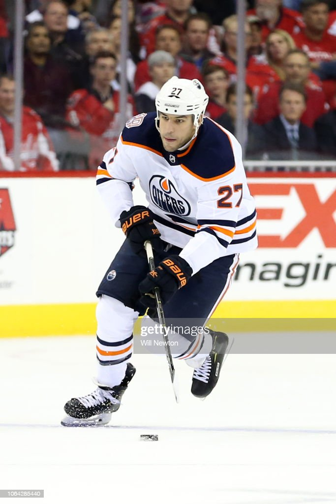 Edmonton Oilers v Washington Capitals : News Photo