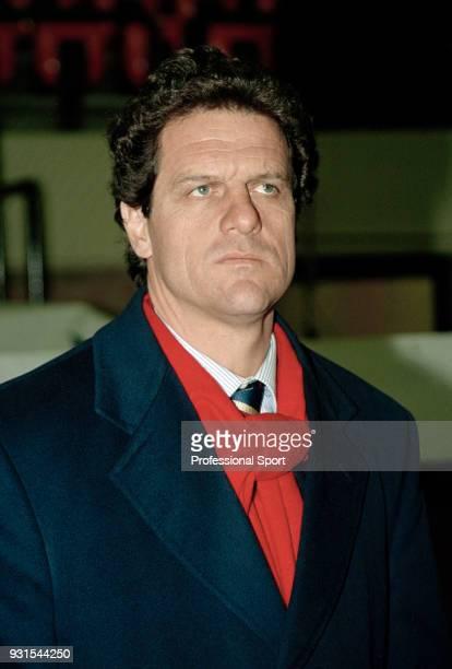 AC Milan manager Fabio Capello circa 1994