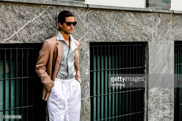 Milan Men's Fashion Week, Milano, Italy, on June 15 2019