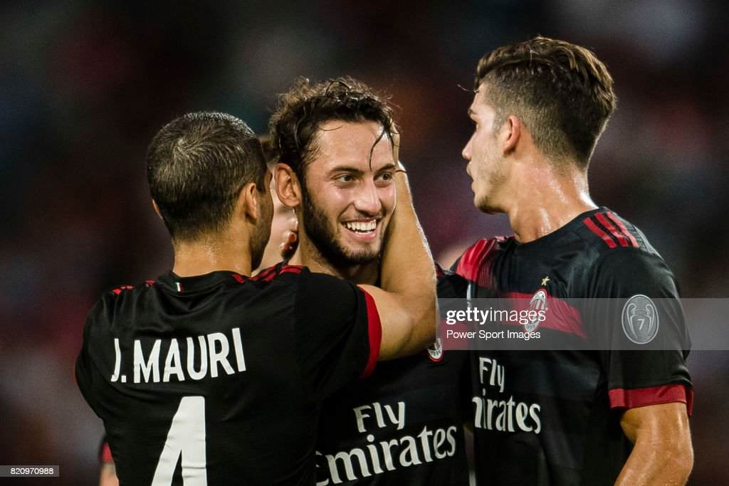 FC Bayern v AC Milan - 2017 International Champions Cup China : News Photo