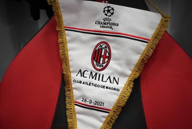 ITA: AC Milan v Atletico Madrid: Group B - UEFA Champions League
