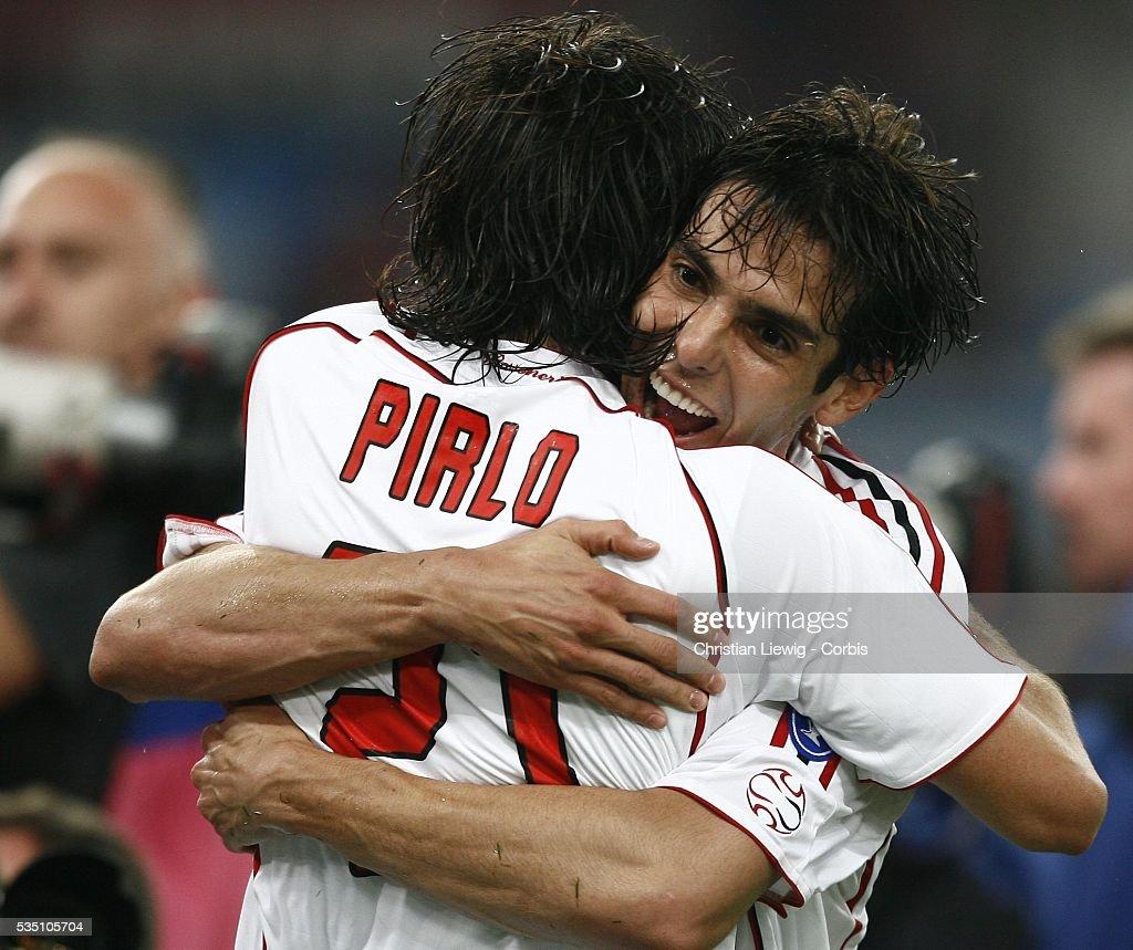 Soccer - UEFA Champions League Final - AC Milan vs. Liverpool FC : News Photo