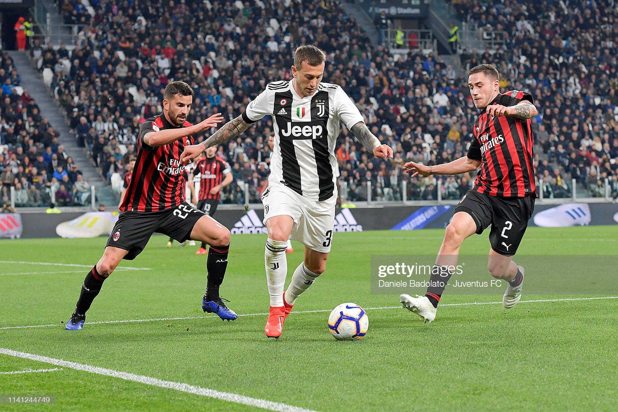 Juventus v AC Milan preview, prediction and odds