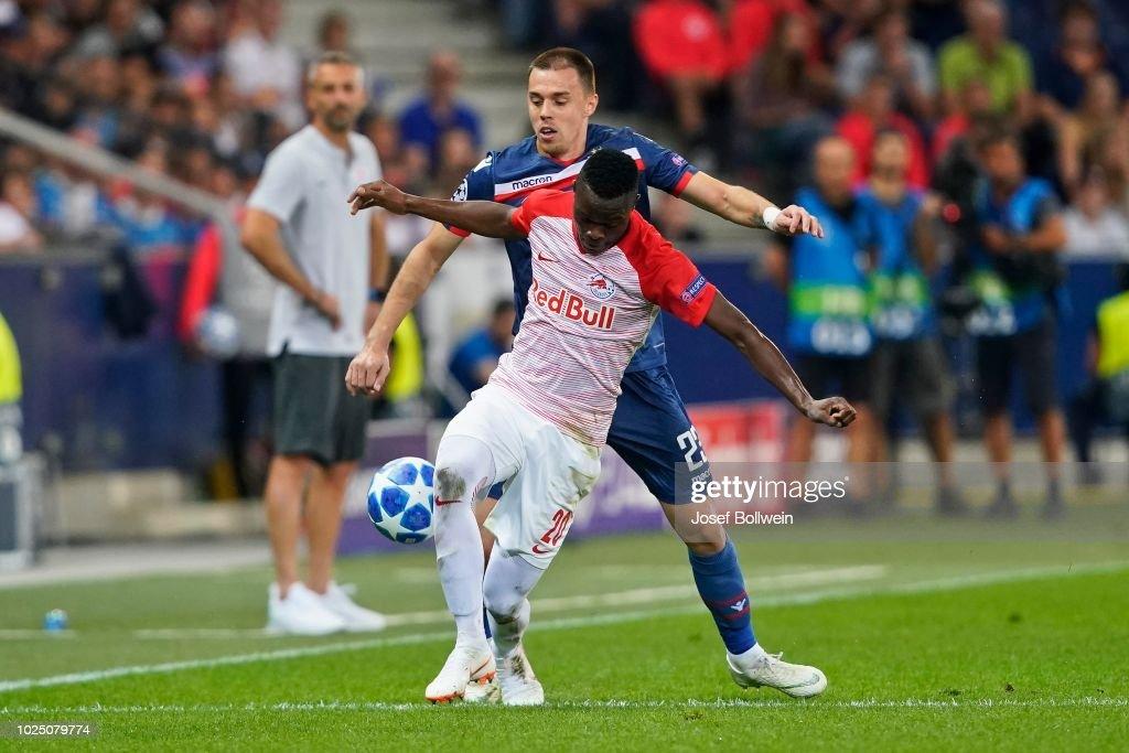 FC Salzburg v Red Star Belgrade - UEFA Champions Leauge