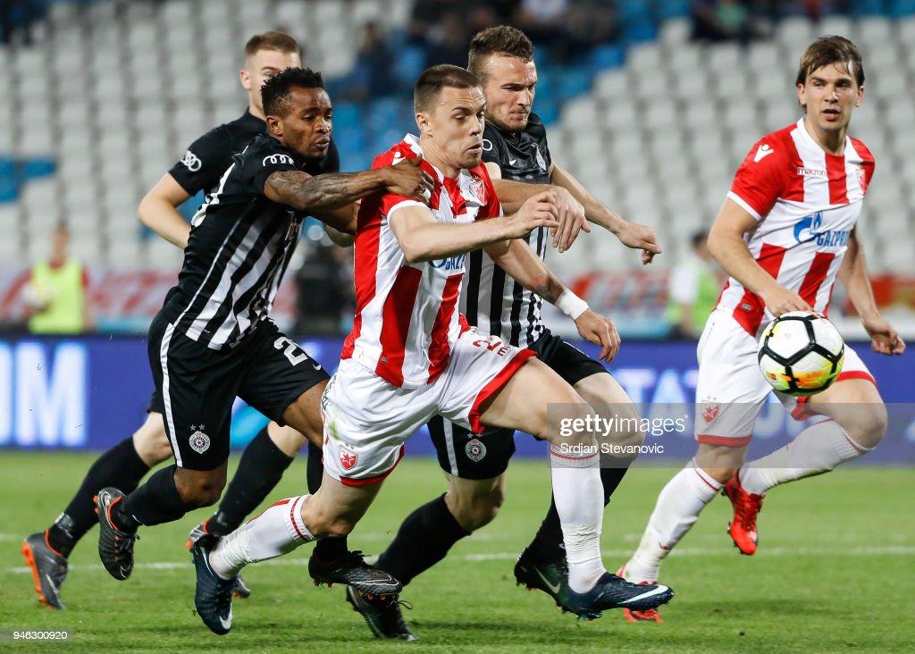 FK Crvena Zvezda v FK Partizan - Serbian Super League