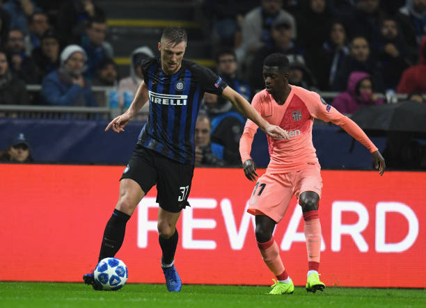 FC Internazionale v FC Barcelona - UEFA Champions League Group B