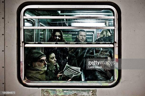 Milan Underground.