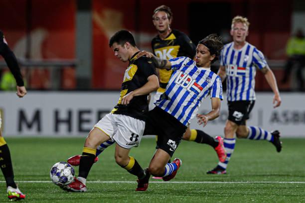 NLD: FC Eindhoven v NAC Breda - Keuken Kampioen Divisie