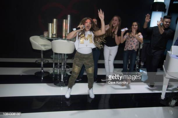 Milania Giudice attends Milania Giudice's Song Release Party on May 31, 2018 in Englewood, New Jersey.