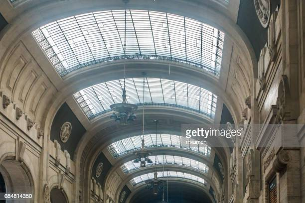 Milano Centrale railway station., Milan, Italy