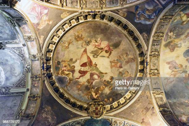 milano - fresco stock pictures, royalty-free photos & images