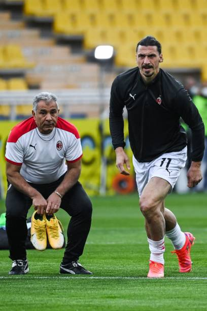 ITA: Parma Calcio  v AC Milan - Serie A