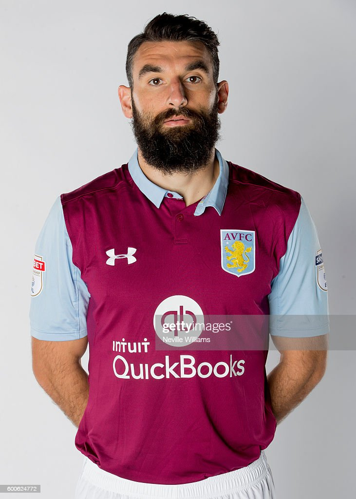 Aston Villa Official Photocall